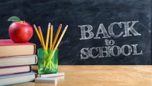 Welcome Back to School 2019-2020!