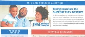 Check Out These NEA Members Benefits
