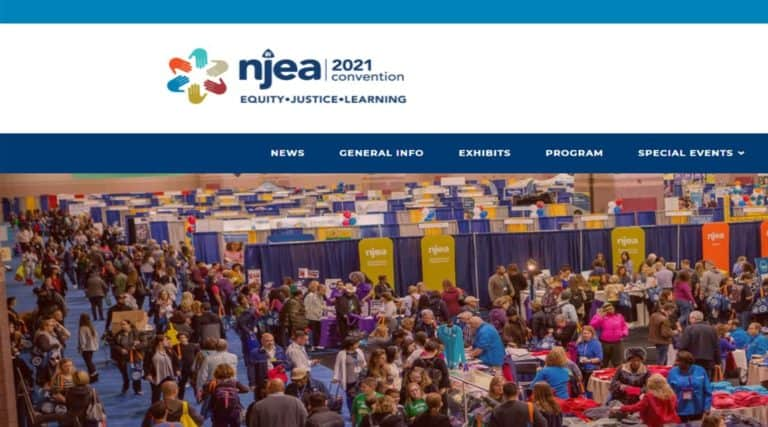 It's BAAACK! NJEA Convention 2021…